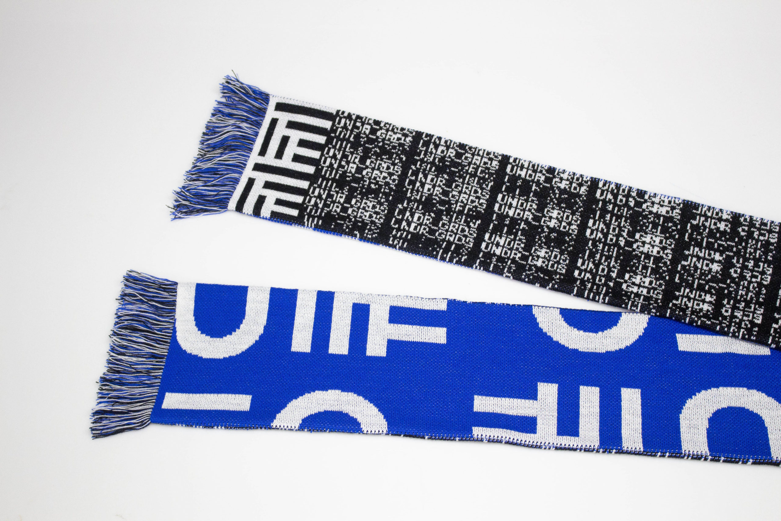 Laid Out Scarf 001